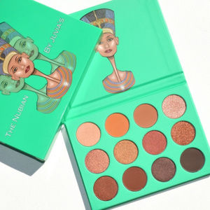 Juvia's The Nubian Eyeshadow Palette